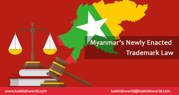 Myanmar-Trademark-Law
