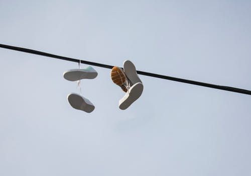 shoes news-trademark