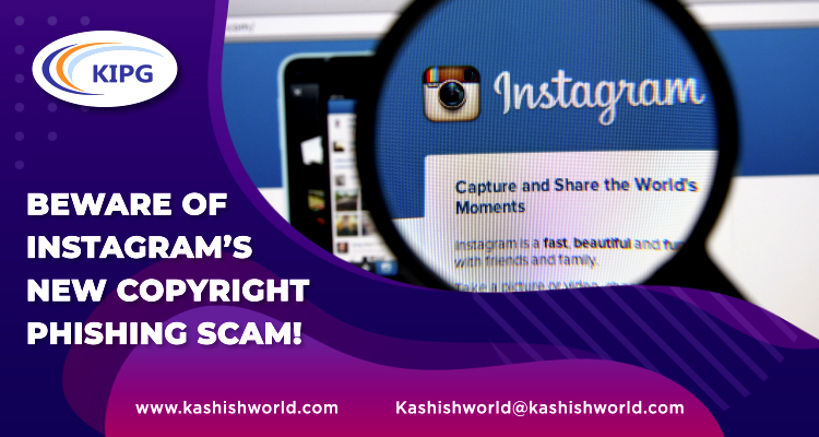 Copyright Phishing
