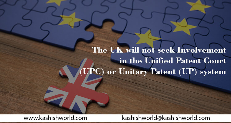 Unitary Patent (UP) system