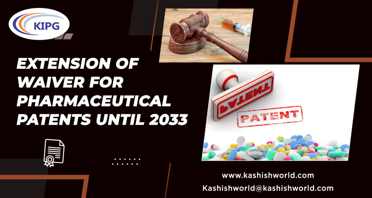 Pharmaceutical Patents Until 2033
