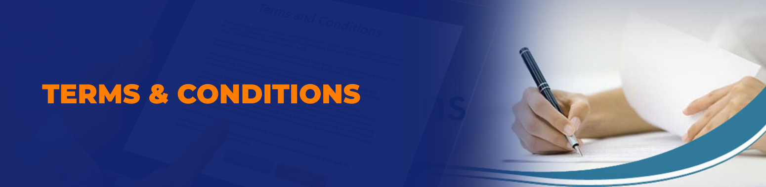 Terms Conditions banner