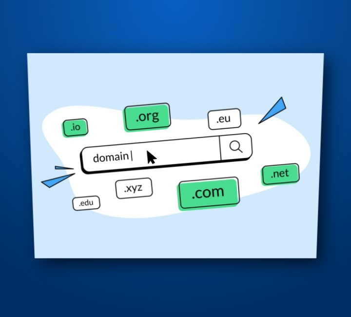 Domain Names' Registration