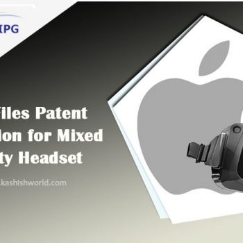 Apple Files Patent