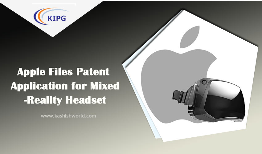 Apple Files Patent