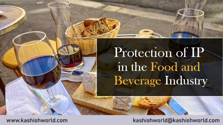 Protection of IP in the Food