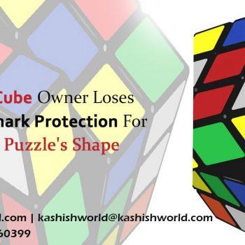 rubik cube-Trademark Rights