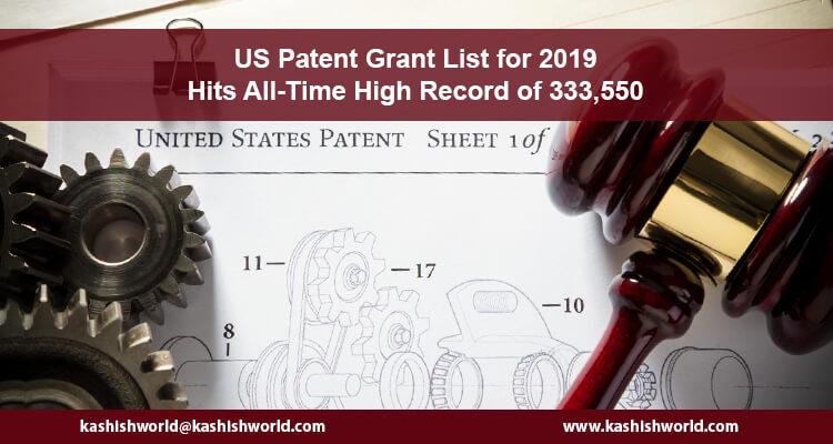 US Patent Grant