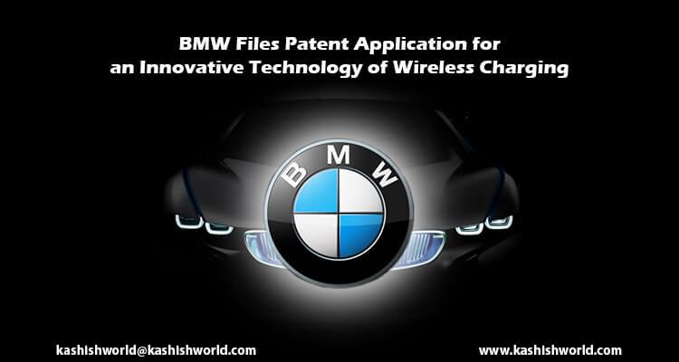 BMW Patent Application