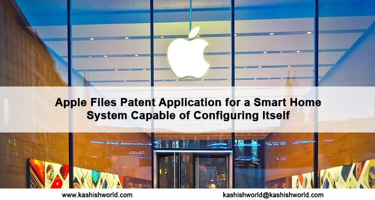 Apple Files Patent Application