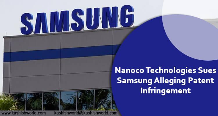 Samsung Patent Infringement