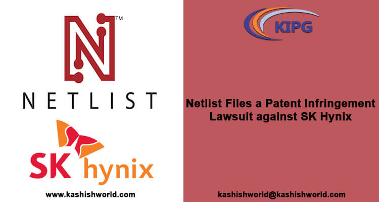 Netlist Files a Patent Infringement
