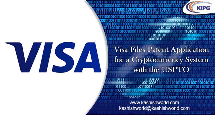Visa Files Patent
