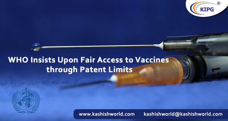 Vaccines through Patent Limits