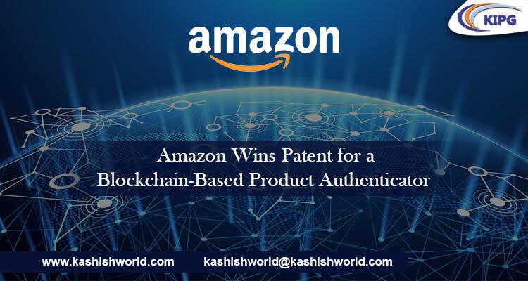 Amazon Wins Patent